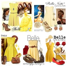 Fun back to school or dress out night clothes like a princess for those belle fans #6 ...I love the teapot and tea cup accessories