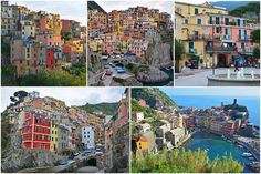 This will not only cover how to get to Cinque Terre in Italy, but also info on weather, best time to visit, train travel, hiking, and the Cinque Terre Card.