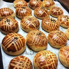 How to make patisserie pastry that doesn't stale with a soft legendary taste just like taken from a patisserie Donut Recipes, Pastry Recipes, Cooking Recipes, Food Design, Fun Desserts, Dessert Recipes, Good Food, Yummy Food, Food Platters