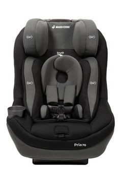 Maxi-Cosi Pria 70 Air...one size car seat will fit a 4 lb infant all the way to tween.