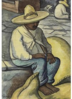 Diego Rivera Pintor y Muralista mexicano Diego Rivera Art, Diego Rivera Frida Kahlo, Arte Latina, Hispanic Art, Mexican People, Frida And Diego, Mexico Art, Mexican Artists, Mural Painting