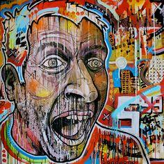 pintura 100cm   Eduardo Bertone Porfolio