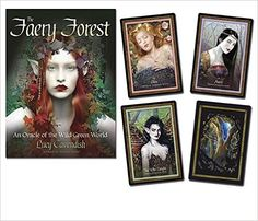 The Faery Forest Oracle: An Oracle of the Wild Green World: Lucy Cavendish, Maxine Gadd: 9780738750286: Amazon.com: Books