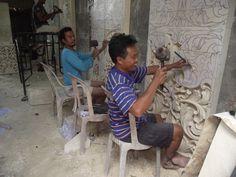 escultores de pedra