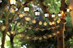 To know more about Pottery Barn Mercury Glass Globe String Lights and so on., visit Sumally, a social network that gathers together all the wanted things in the world! Featuring over 158 other Pottery Barn items too! Eclectic Outdoor Lighting, Backyard Lighting, Outdoor Sconces, Outdoor Decor, Porch Lighting, Outdoor Events, Outdoor Ideas, Outdoor Living, Outdoor Furniture