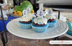 Housewife 2 Hostess : Nautical Baby Shower