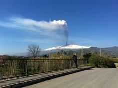 Eruzione del'Etna