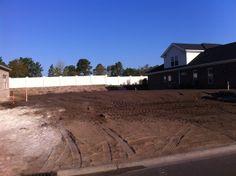 Phase 2 Homesite ready for new home construction #MyrtleBeach #GrandeDunes