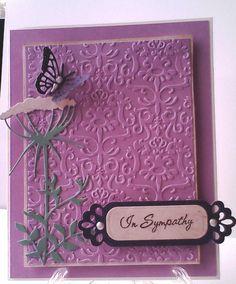 Card: In Sympathy