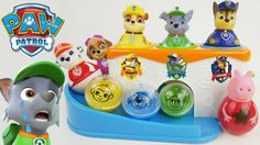 We are playing with the best Learning Toy Video Compilation for Kids with this Paw Patrol Ball Pounding Toys. This is an educational learning video with toys that can help with eye-hand coordination fine motor skills and learning English as a second language (ESL).  Subscribe here to never miss a video: https://www.youtube.com/channel/UCsRW8ikkc-uISUXtNKBfFcw?sub_confirmation=1  - Watch my last video: https://youtu.be/edS3c4JxKZQ  Sparkle Spice is a channel where we make learning videos for…