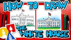Coupon Michaels Arts And Crafts White House Drawing, Art For Kids Hub, Art Hub, Social Studies Notebook, Teacher Websites, Michael Art, My Father's World, National Symbols, History Classroom