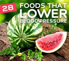 28 Foods that Help Lower Blood Pressure to Normal Levels (Helpful Info)