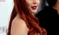 In unserer Galerie finden Sie Promis mit gefärbten und von Natur aus roten Haaren. Klicken Sie sich durch die knalligsten Stylings!