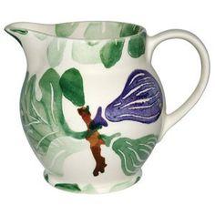 """Bridgewater """"Figs"""" English pottery"""