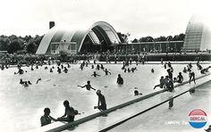 Zwembad Emmen (jaartal: 1970 tot 1980) - Foto's SERC