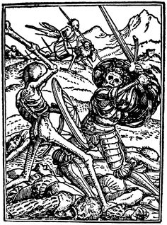 Hans Holbein the Younger, Dance of Death, 1538