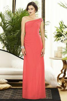 Dessy 2884 Bridesmaid Dress | Weddington Way