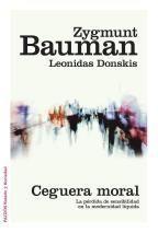 Libro CEGUERA MORAL