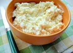 Pasta serowo-jajeczna Mashed Potatoes, Ethnic Recipes, Food, Whipped Potatoes, Smash Potatoes, Essen, Meals, Yemek, Eten