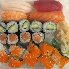 Sushi, Ethnic Recipes, Food, Simple, Cooking, Meal, Eten, Meals, Sushi Rolls
