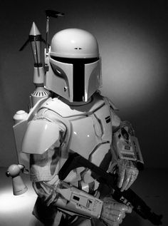 Photo by Steve Jones. Jango Fett, Star Wars Boba Fett, Star Wars Art, Lego Star Wars, Mandalorian Cosplay, Star Wars Bounty Hunter, Star Wars Design, Star Wars Wallpaper, Marvel