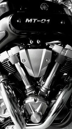 Engine 1700 cc Engineering Works, Yamaha Bikes, Motorcycle Engine, Custom Bikes, Cars And Motorcycles, Motorbikes, Quad, Cafe Racers, Bobber