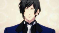 Uta no Prince Sama Anime Black Hair, Anime Boy Hair, Cute Anime Boy, Anime Boys, Good Anime Series, Fate Anime Series, Uta No Prince Sama, Manga Love, Boy Hairstyles