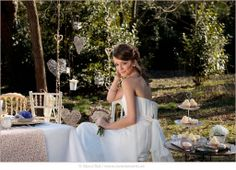 Photos by Sweet Events. Romantic Love, Real Weddings, White Dress, Events, In This Moment, Sweet, Photos, Blog, Inspiration