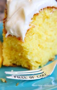A rich and moist lemon bundt cake topped with an irresistible lemon cream cheese frosting, this lemon bundt cake recipe is a fantastic choice for a spring or summer dessert. Lemon desserts are so refreshing,. Lemon Desserts, Lemon Recipes, Easy Desserts, Lemon Pudding Cake, Lemon Cake Mixes, Lemon Sour Cream Cake, Lemon Bundt Cake Recipe Using Cake Mix, Betty Crocker Lemon Pound Cake Recipe, Nothing Bundt Lemon Cake Recipe