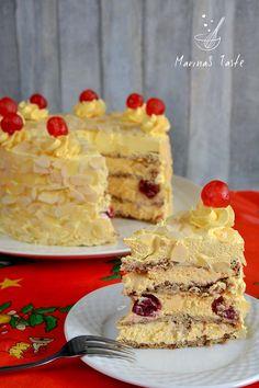 Čokoladna torta s rumom - MarinaS Taste Baking Recipes, Cookie Recipes, Dessert Recipes, Strudel, Praline Recipe, Torte Recepti, Torte Cake, Croatian Recipes, Sweet Cakes
