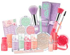 Essence Bloom Me Up! Collection Spring 2014