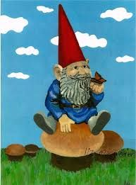 Image result for all pictures of gnome paintings