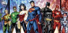 DC-Comics Heroes