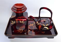 Toso (屠蘇), or o-toso, is spiced medicinal sake traditionally drunk during New Year celebrations in Japan