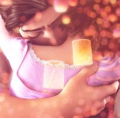 Flynn and Rapunzel - Tangled Disney Rapunzel, Rapunzel Y Eugene, Rapunzel Y Flynn, Disney Pixar, Disney And Dreamworks, Disney Animation, Disney Art, Walt Disney, Animation Movies