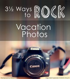 Blog Photography Tips | Photography Tips | Blogging Tips | { Family Vacation Photo Tips } Trick #2 is so easy. *pinning this for later