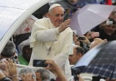 Cupp:  Monday, while aboard an Alitalia flight from Rio de Janeiro to the Vatican, Pope Francis stunned the world when he indicated a softening of the Catholic Church's views on homosexuality.