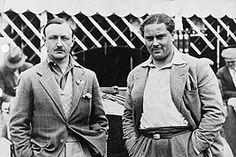 Bentley Boys: Woolf Barnato and Tim Birkin