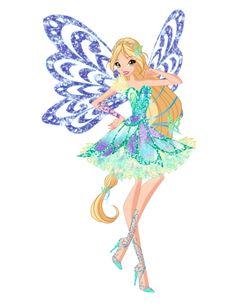 The Winx Club Fan Art: Daphne Butterflix Daphne Winx, Winx Magic, Dc Superhero Girl, Les Winx, Club Outfits For Women, Bloom Winx Club, Girls Are Awesome, Club Design, Son Luna