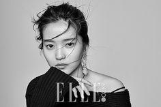 Kim Tae Ri - Elle Magazine January Issue '17