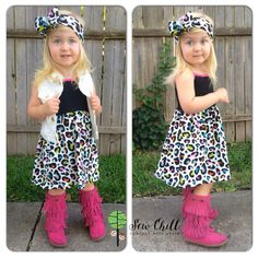 """""""Wildcat"""" brynlee dress by Sew Chill"""