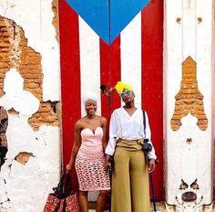 Dame Travelers @kristiatolode  by @joakings_world via @travelnoire Puerto Rico #dametraveler Hotels-live.com via https://www.instagram.com/p/BDtQEeVvwfl/ #Flickr