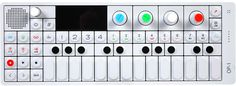 OP-1 Mini Synthesizer — Good gift for your designer friend. http://www.yotti.co/gifts/op-1-mini-synthesizer
