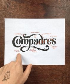 Work by @efdot #typography #betype #lettering #handlettering... by betype
