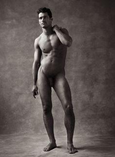 David Gandy for Dolce & Gabbana book by Mariano Vivanco