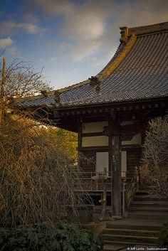 Hokaiji(temple)Kamakura Japan