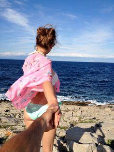 My swimwear in Croatia - plavky a plažové outfity v Chorvátsku
