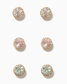 Rising Jewels Earring Set | Fashion Jewelry - Modern Romance | charming charlie