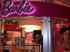 Mall of America Stores   Barbie Store Opens at the Mall of America — Doll Diaries