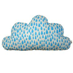 HARVEST TEXTILES CLOUD CUSHION || hmmm this gives me an idea! =)